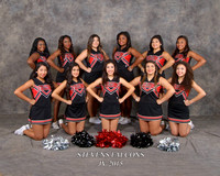 SHS JV Cheer