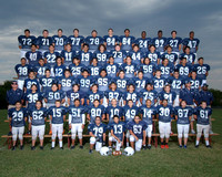Connally  Coyotes 8th Grade
