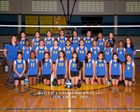 Dailey Volleyball Grade 7