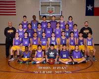 Hobby Hawks 7th Grade Boys