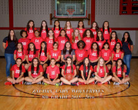 Zachry 8th Grade Girls