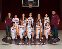 MSH Girls Basketball 2016-2017