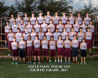 Stevenson 8th Grade Boys Track